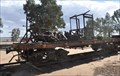 Image for Wooden Flatcar LARY  #9615