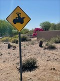 Image for Golf Cart Crossing-Fountain Hills