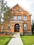 Image for Court House - Town of Fort Macleod, Alberta