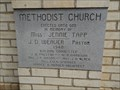Image for 1940 - Maud United Methodist Church - Maud, TX