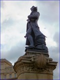 Image for Captain James Cook - The Mall, London, UK