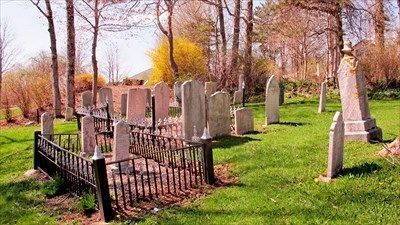 Old French Cemetery