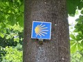 Image for Way Marker - 'Breiter Weg' Tübingen, BW, Germany