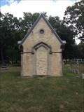 Image for Lester Melville Mausoleum Oak Hill Cemetery - Grand Rapids, Michigan