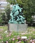 Image for Le Triomphe De Silène - Paris, France