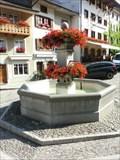 Image for Town Fountain - Gruyeres, Switzerland