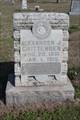Image for Alexander J. Crittenden - Carson Cemetery - Ector, TX
