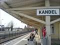 Image for Bahnhof Kandel - Germany