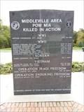 Image for Middleville Veterans Memorial - Middleville, Michigan