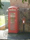 Image for Red Telephone Box - Main Street - Keyham, Leicestershire