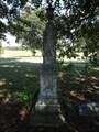 Image for J. Rube Steedman - Mount Tabor Cemetery - Sandusky, TX