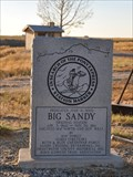 Image for Pony Express Trail ~ Big Sandy Station