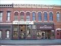 Image for George M. Houston Drugstore/Post Office/ Mrs. L. Kravenger Dry Goods - Harrisonville, Missouri