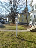 Image for Community House Peace Pole - Brattleboro, VT