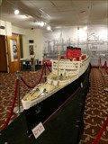 Image for LARGEST -- Lego Ship - Long Beach, CA