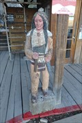 Image for Bonnie Springs Ranch Cigar Store Indian - Enterprise, NV