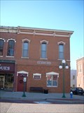 Image for Kunze Building, L.O. Kunze, Jeweler - Harrisonville, Missouri