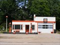 Image for 1930s Phillips 66 Gas Station - Nelsonville, WI