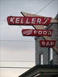 Image for Kellers Neon sign, Genoa City WI