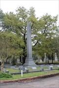 Image for Scanlan Family Obelisk -- Glenwood Cemetery, Houston