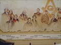 Image for Masonic Mural - Grapevine Texas