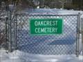Image for Oakcrest Cemetery