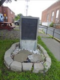 Image for Knox Trail Marker - Mechanicville, NY