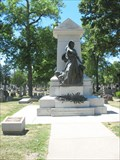 Image for Haymarket Martyrs' Monument - Forest Home Cemetery, Forest Home, IL