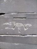 Image for Cut Mark - Roadside wall near Grisiau Cochion, Bethesda, Gwynedd, Wales
