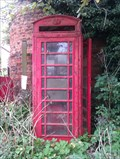 Image for Red Telephone Box - Shotley, Suffolk