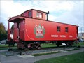 Image for CN Caboose #79124 - Duncan, BC