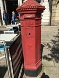 Image for Replica - Market Square Postbox - Stafford, UK