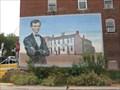 Image for Mt. Pulaski House Lincoln Mural - Mt. Pulaski, IL