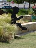 Image for Myriad Children's Garden Silhouettes - OKC, OK