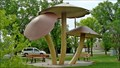 Image for World's Largest  Mushrooms - Vilna, Alberta
