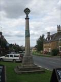 Image for Rockingham Cross - Main Street, Rockingham, Northamptonshire, UK