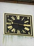 Image for Castle Clock - Bouzov, Czech Republic