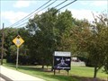 Image for Time and Temperature Sign - Taneytown MD