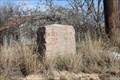 Image for El Camino Real -- DAR Marker No. 81, Old Nacogdoches Rd/FM 2252 at Evans Rd, Bexar Co. TX