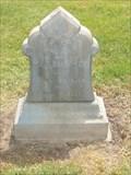 Image for Anna Haslebacher - Howell Prairie Cemetery - Salem, Oregon