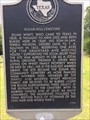 Image for FIRST - Marked Grave in Sugar Hill Cemetery - Henderson, TX