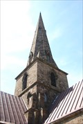 Image for New St. Mary's Church Steeple - Burlington, NJ