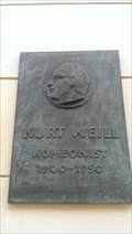 Image for Kurt Weill - Dessau - ST - Germany
