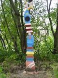 Image for SUSTRANS Millennium Milepost – Cleckheaton, UK