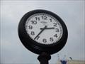 Image for Clock Railway Station - Katowice, Poland