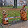 Image for Norse Mythology Bench - Thale, Germany