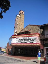 ridglea theater fort worth tx vintage movie theaters