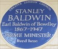 Image for Stanley Baldwin - Eaton Square, London, UK
