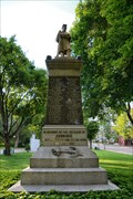 Image for Uxbridge Civil War Memorial - Uxbridge MA
