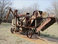 Image for Old Harvester -- Perry OK